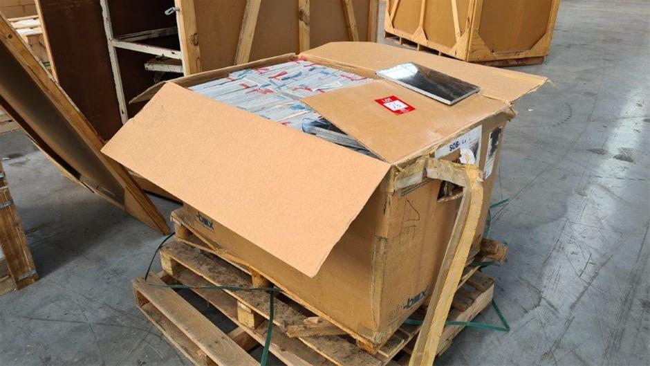 Box of Ceramic Tiles
