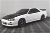 1998 Nissan Skyline GT Turbo Manual Coupe (Import)
