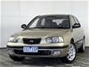 2002 Hyundai Elantra GL XD Automatic Hatchback