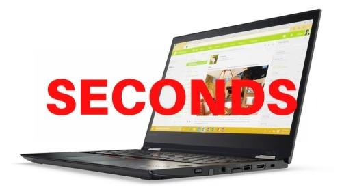 Lenovo ThinkPad Yoga 370 13.3-inch Notebook, Black