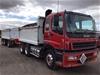<p>2006 Isuzu Gigamax Custom 6 x4 Tipper Truck & Tipper Trailer Combo</p>