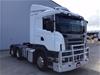 <p>2009 Scania R560 6 x 4 Prime Mover Truck (Pooraka, SA)</p>