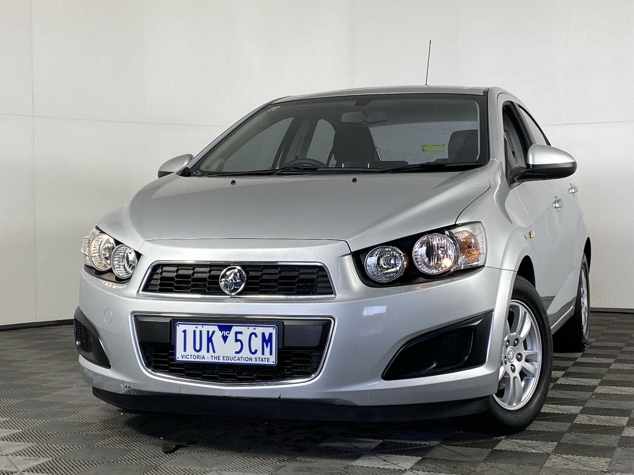 2014 Holden Barina TM Automatic Sedan - 45244km only