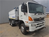 <p>2012 Hino 2630/500 series 6 x 4 Water Truck (Pooraka,SA)</p>