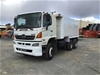 <p>2013 Hino 500 Single Cab 8 x 2 Tipper Truck</p>