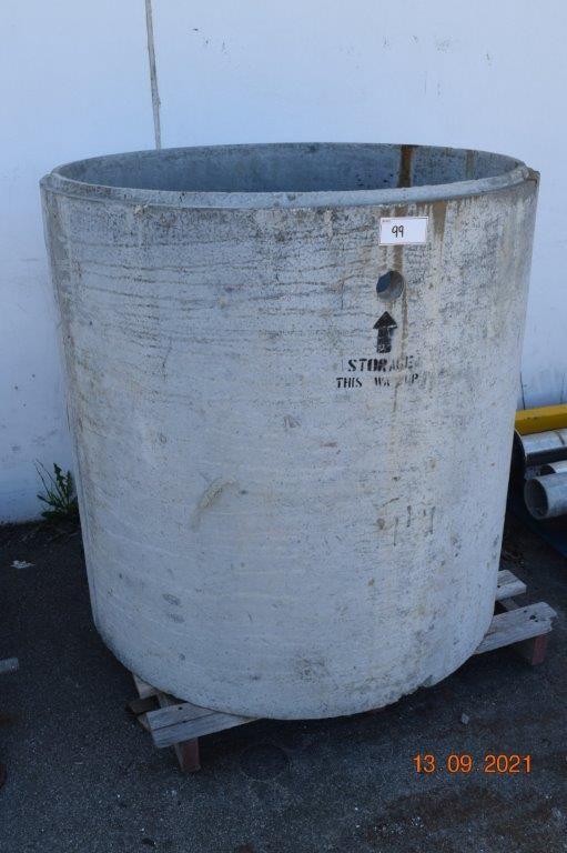 Humps Concrete Soak Well - 1200mm Diameter