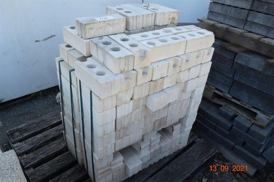 Lot of 150 Standard Bricks