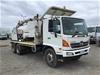<p>2009 Hino FM 500 6 x 4 Vacuum Truck</p>