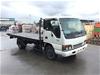 <p>1997 Isuzu NPR 200 Medium  4 x 2 Tray Truck</p>