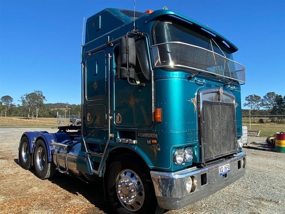 1999 Kenworth K104 6x4 Prime Mover Truck (Cat C15)