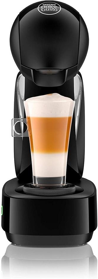 NESCAFE Dolce Gusto Infinissima Manual Coffee Machine, Black. Model NCU250B