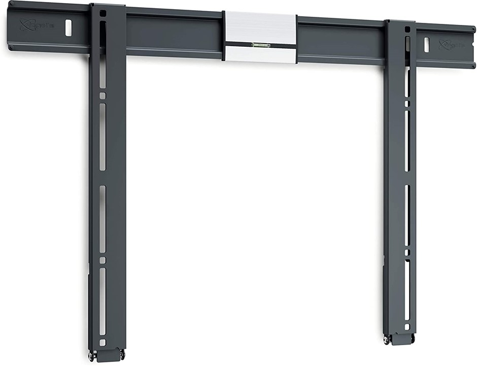 "VOGEL'S 40-65"" TV Wall Mount, Black, Aluminium. Model THIN 505. Buyers Note"