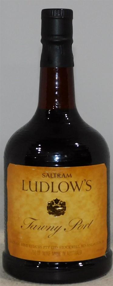 Saltram Ludlow Tawny Port NV (1x 750mL), Barossa