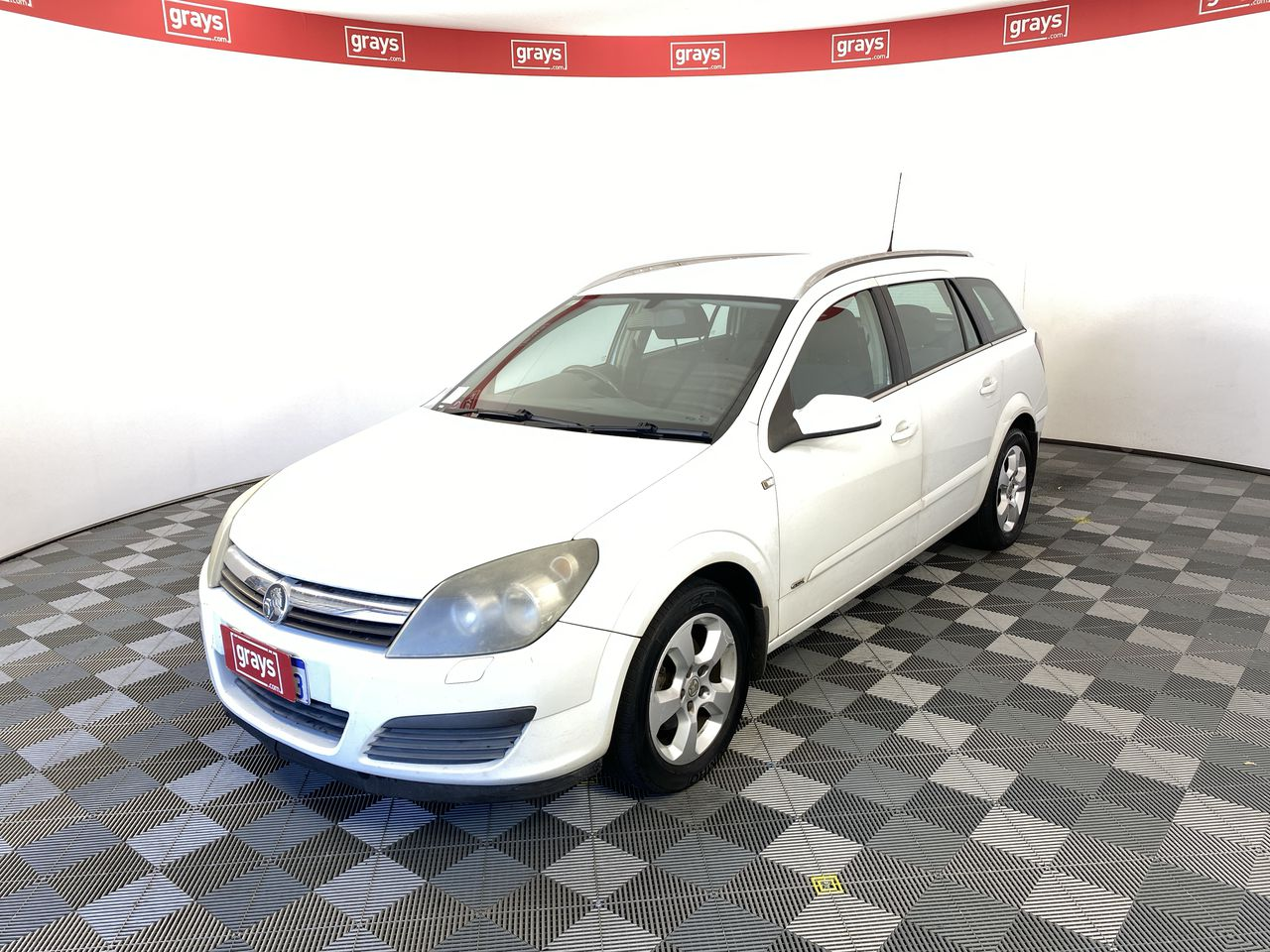 2006 Holden Astra CDX AH Automatic Wagon