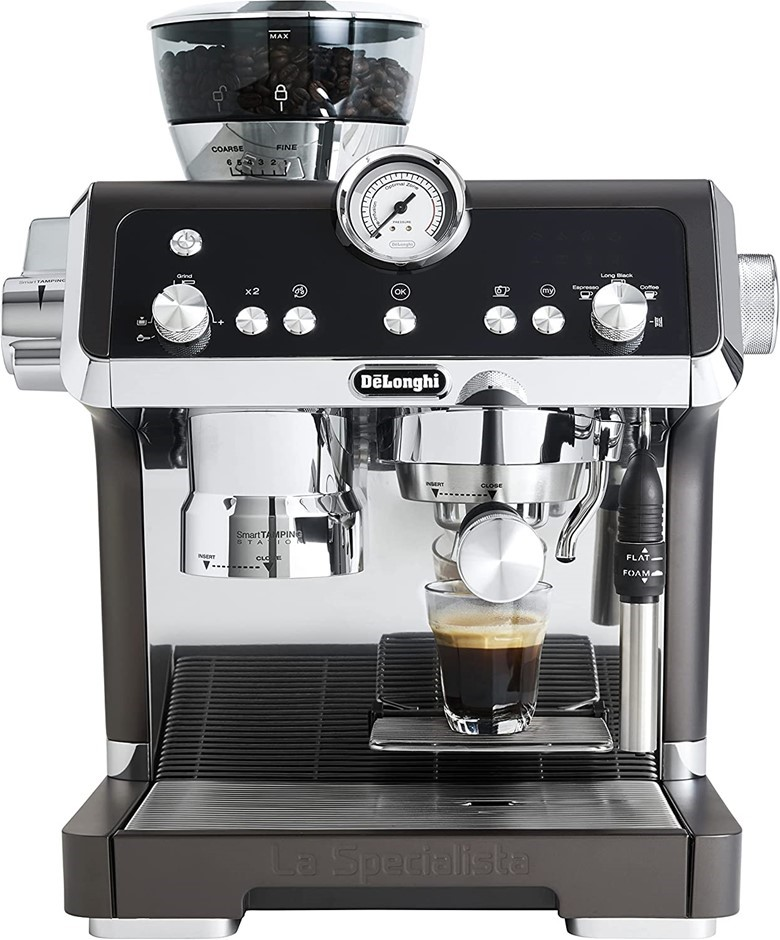 DE'LONGHI La Specialista, Manual Espresso Coffee Machine, Model: EC9335BK,