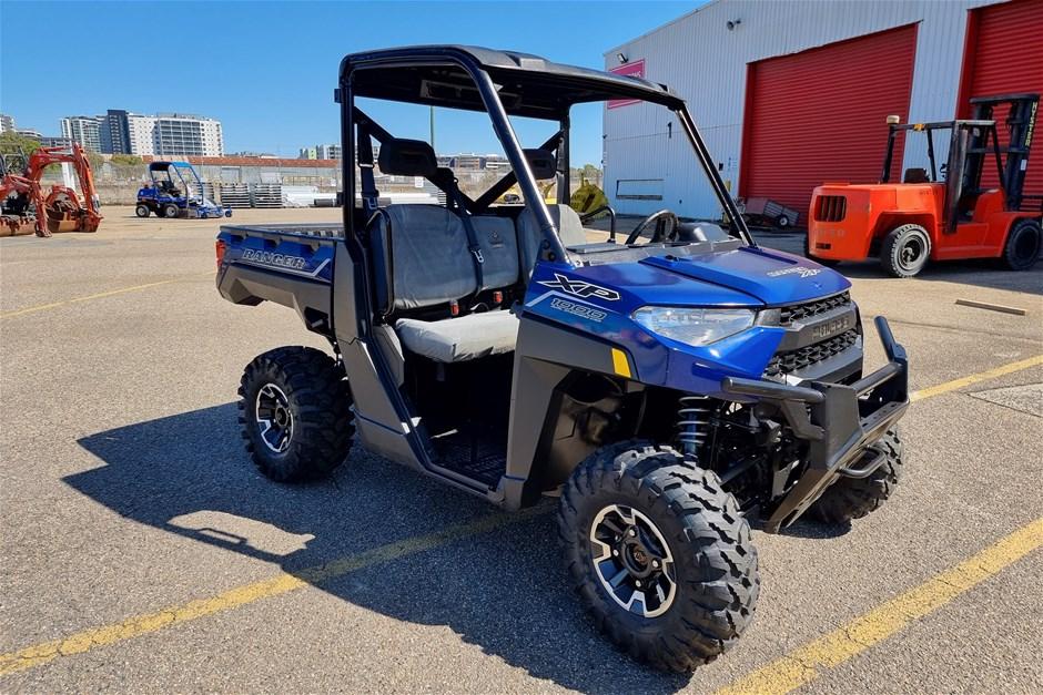 2020 Polaris Ranger XP 1000 ATV