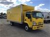 2010 Isuzu FSR 700 Medium 4 x 2 Pantech Truck
