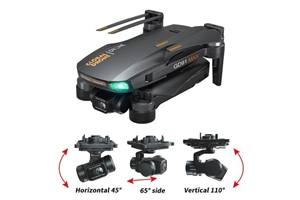 Global Drone GD91 MAX drone 5G GPS 6K 3-