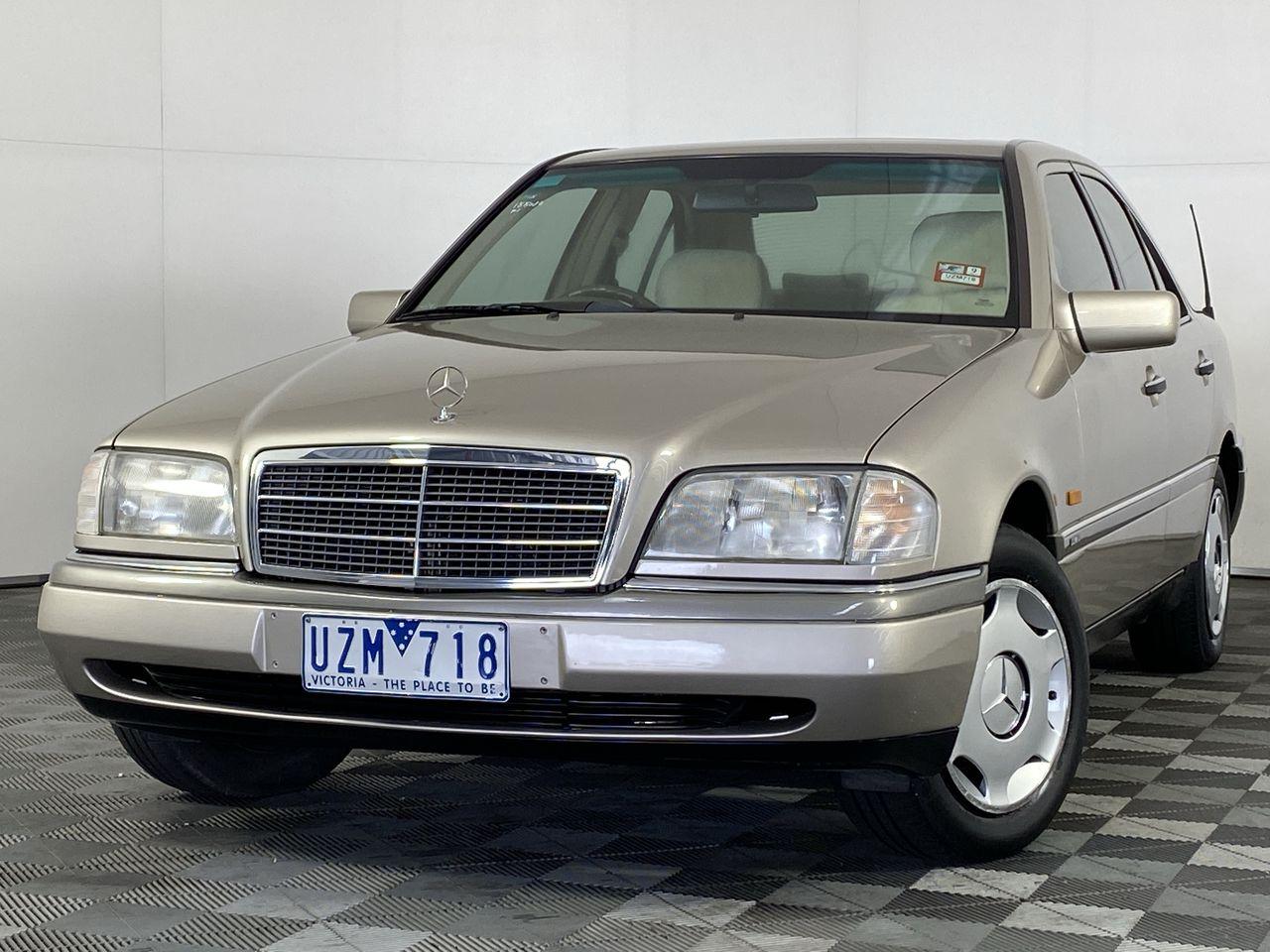 1994 Mercedes Benz C220 Elegance W202 Automatic Sedan