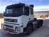 <p>2010 Volvo  FM 440 6 x 4 Prime Mover Truck (Pooraka, SA)</p>