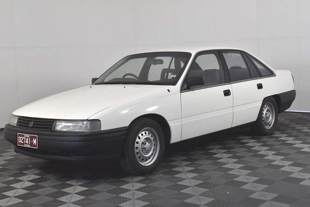 1990 Holden VN Commodore BT1 (LS1 Conversion - Engineered) Manual Sedan