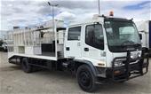 2000 Isuzu  FTR 800 4 x 2 Service Truck
