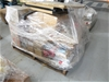Pallet Containing a Large Assortment of Hino Spares, Parts & Accessories
