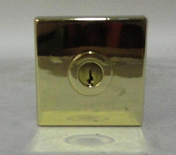 Lockwood Paradigm 005 Deadbolt Ever Brass Double Cylinder