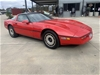 1985 Circa Chevrolet Corvette Automatic Coupe