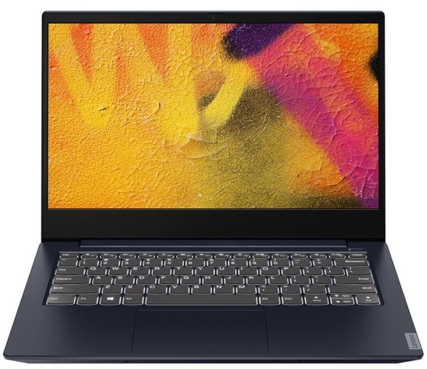 Lenovo IdeaPad S340-14API 14-inch Notebook, Abyss Blue
