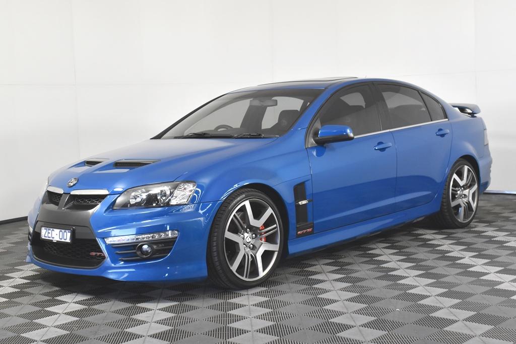 2012 HSV VE E3 GTS (Only 48,000km with Sunroof) V8 Automatic Sedan