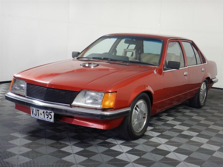 1981 Holden VH Automatic Sedan