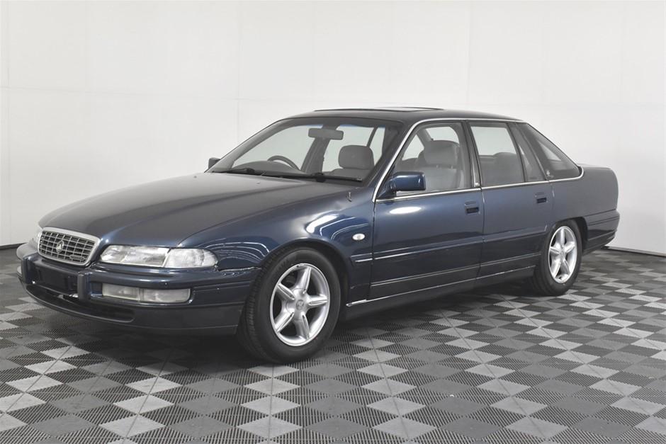 1997 Holden VS Statesman International (Supercharged) Automatic Sedan