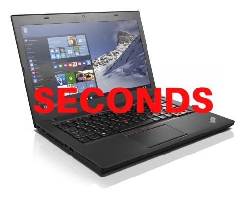 Lenovo ThinkPad T460 14-inch Notebook, Black