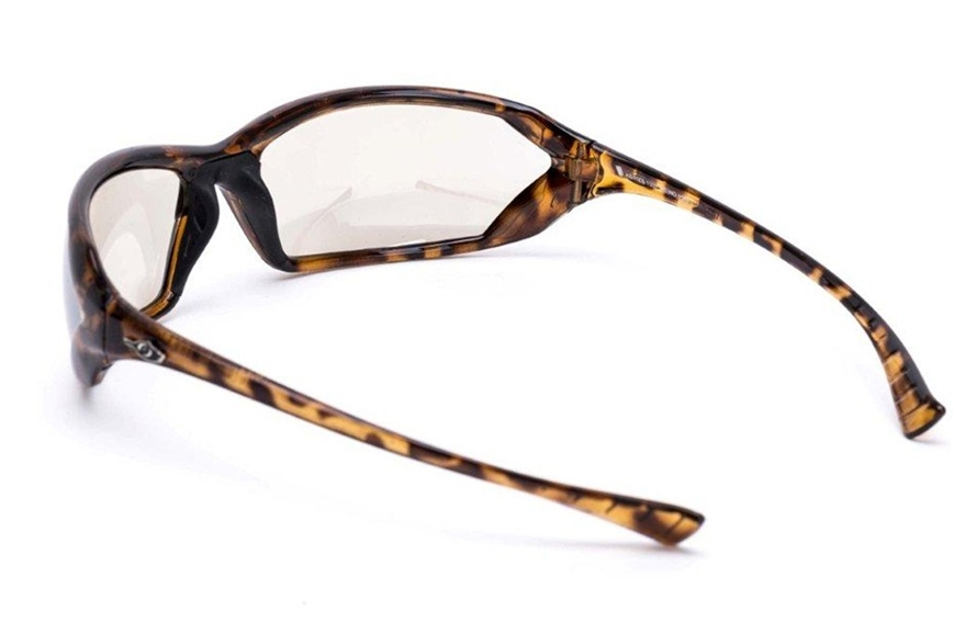MSA Premium SAFETY Glasses SILVER LENS /& BLACK Framed Sunglasses Specs RRP$90