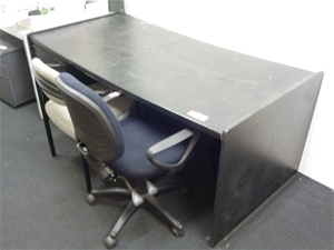 Assortment Of Office Furniture Includes Auction 0146