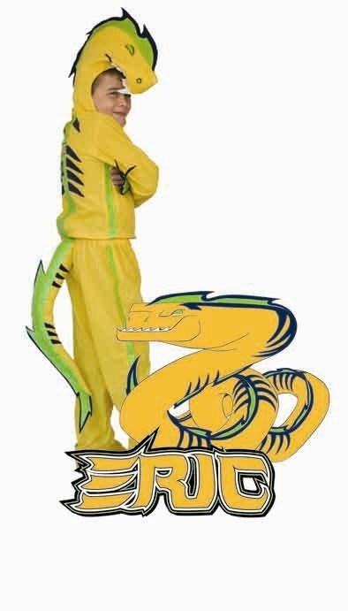 Buy Nrl Eric The Parramatta Eel Mascot Kids Costume Graysonline Australia