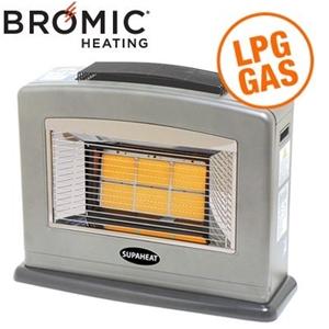 Buy bromic supaheat room heater 21mj hour lpg gas heater graysonline australia - Small portable space heater paint ...