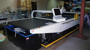 Automatic Fabric Cutting Machine Pathfinder K5000 Model