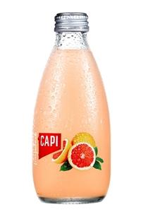 Capi Grapefruit Soda (12 x 250mL).