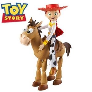Buy Disney Pixar Toy Story Jessie  Bullseye Partner Pack