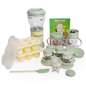 Buy Magic Bullet Baby Bullet Baby Food Maker System