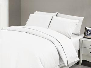 1200 TC Flat Sheet Double White