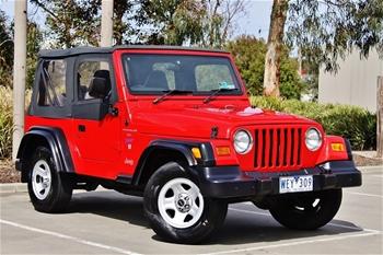 unreserved 05 holden vectra 96 jeep wrangler sport 4x4. Black Bedroom Furniture Sets. Home Design Ideas