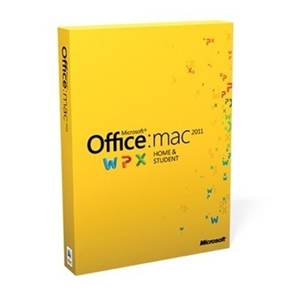 Microsoft Office 2011 Home and Student Family Pack mac