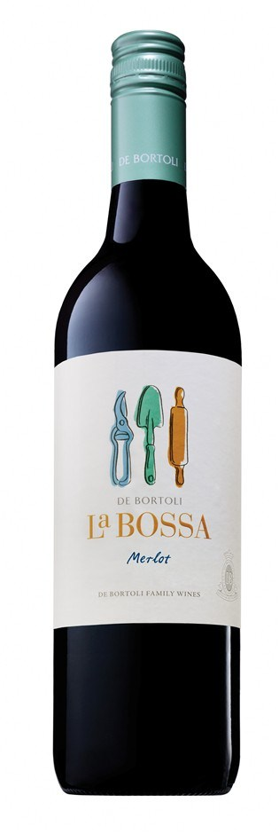 De Bortoli `La Bossa` Merlot 2018 (6 x 750mL), King Valley, VIC.