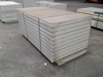 New & Used Insulated Building Panels