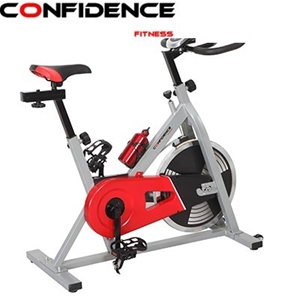 Buy Confidence Fitness Pro Spin Bike With Computer Graysonline