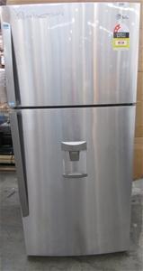 Lg Single Door Upright Fridge Freezer With Water Dispenser
