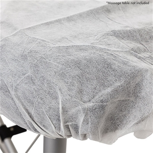 Buy 20x Disposable Fitted Massage Table Covers Grayswine Australia
